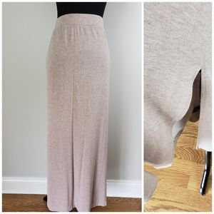 Chicos Maxi Skirt